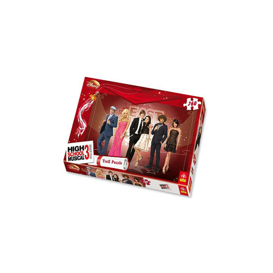 High School Musical 160 Piece Puzzle