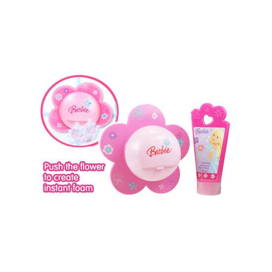 Barbie Flower Foamer Set
