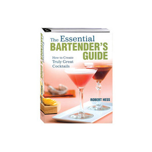 Photo of The Essential Bartender's Guide Book