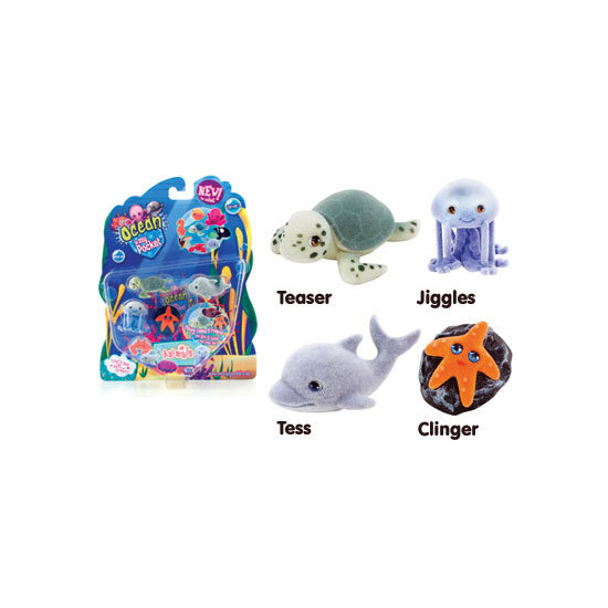 Ocean In My Pocket - Animals Pack 1