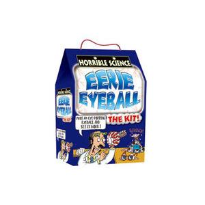 Photo of Horrible Science Eerie Eyeball Toy