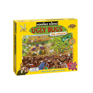 Photo of Horrible Science Ugly Bugs Jigsaw Board Games and Puzzle