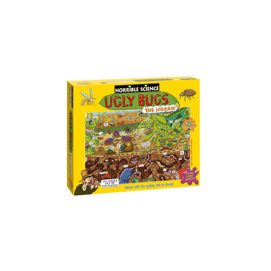 Horrible Science Ugly Bugs Jigsaw