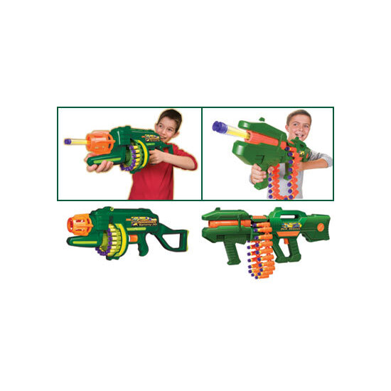 Automatic Tommy 20 and Belt Blaster Pack