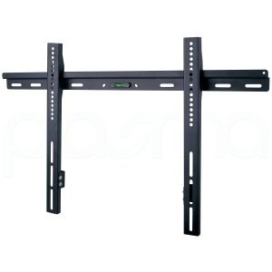 Photo of Ultimate Mounts Black Universal Low Profile Wall Mount Up To 55 TV Stands and Mount
