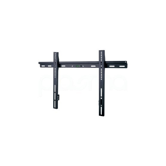 Ultimate Mounts Black Universal Low Profile Wall Mount up to 55