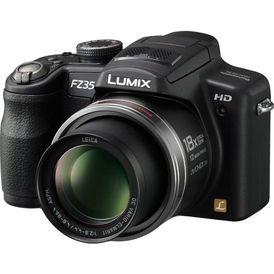 Panasonic Lumix DMC-FZ35