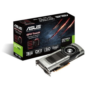 Photo of Asus GTX 780 3GB Graphics Card