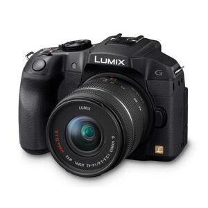 Photo of Panasonic Lumix DMC-G6KEB-K Digital Camera