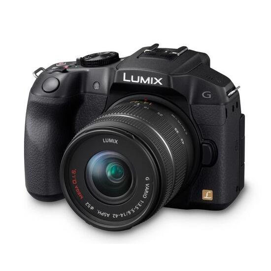 Panasonic Lumix DMC-G6KEB-K