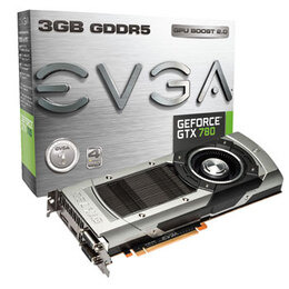 EVGA GeForce GTX 780 3GB Reviews