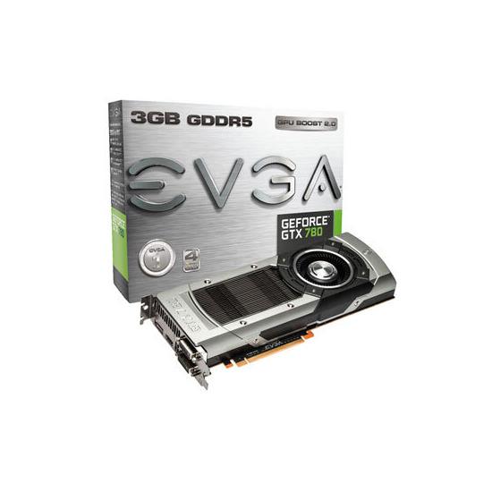 EVGA GeForce GTX 780 3GB