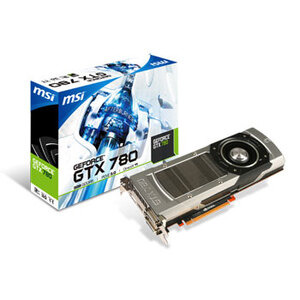 Photo of MSI GeForce GTX 780 3GB Graphics Card
