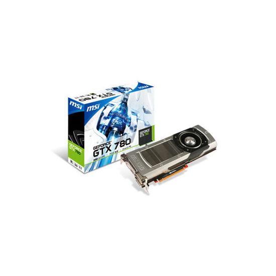 MSI GeForce GTX 780 3GB