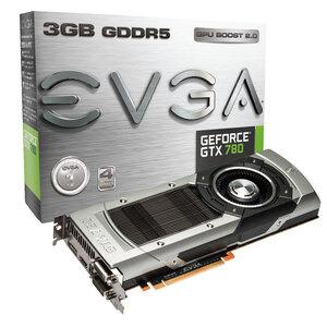 Photo of EVGA GeForce GTX 780 03G-P4-2783-KR Graphics Card