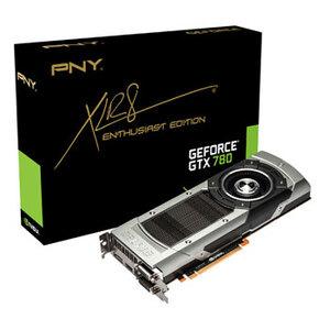 Photo of PNY GeForce GTX 780 XLR8 Graphics Card - 3GB Graphics Card
