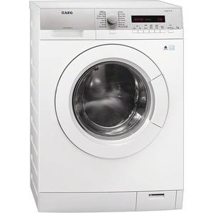 Photo of AEG L76475FL 7KG 1400RPM Freestanding Washing Machine - Silver Washing Machine