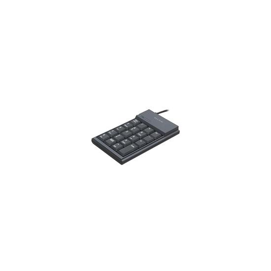 Belkin Numeric Keypad - Keypad - USB - 19 keys