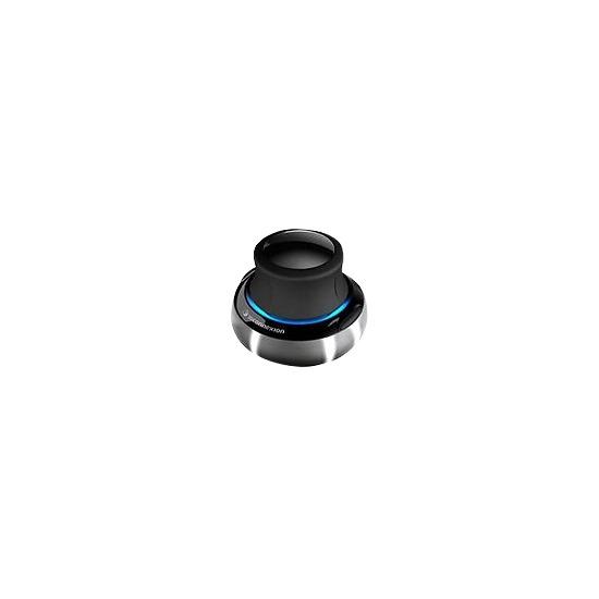 3Dconnexion SpaceNavigator Standard Edition - 3D motion controller - optical - 2 button(s) - wired - USB