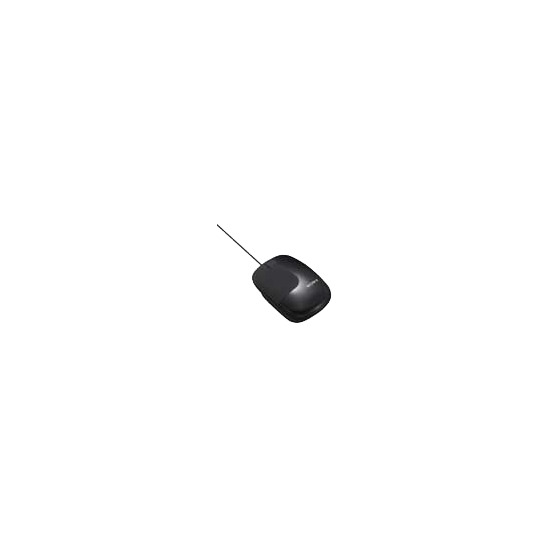 Sony SMU-C3 - Mouse - optical - wired - USB - black