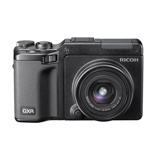Ricoh GXR with A12 50mm lens