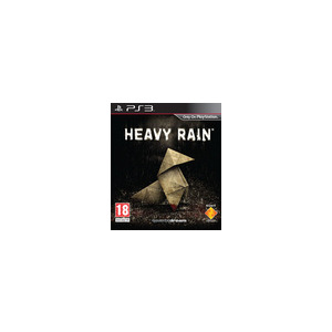 Photo of Heavy Rain (PS3) Video Game