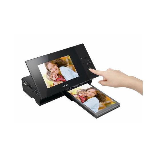 Sony S-Frame DPP-F700 Colour Dye-sub Printer Reviews - Compare ...