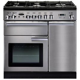Rangemaster 90cm wide Professional Plus Dual Fuel Range Cooker with FSD - 8 Reviews