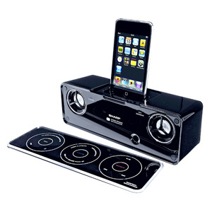 Photo of Sharp DKAP8P iPod Dock