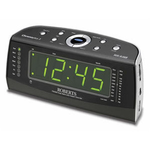 Photo of Roberts ChronoPlus 2 FM/MW CLOCK RADIO Radio