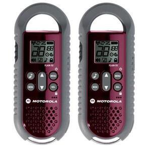 Photo of Motorola TLKR T5 Limited Edition RED Walkie Talkie