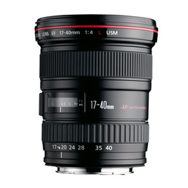 Canon EF 17-40 mm f/4L USM Wide-Angle Zoom Lens Reviews