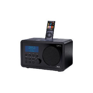Photo of GEAR4 KRG-D50 DAB and iPod Dock Radio iPod Dock