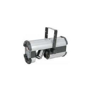 Photo of QTX Titan Barrel DMX LED Scanner Lighting
