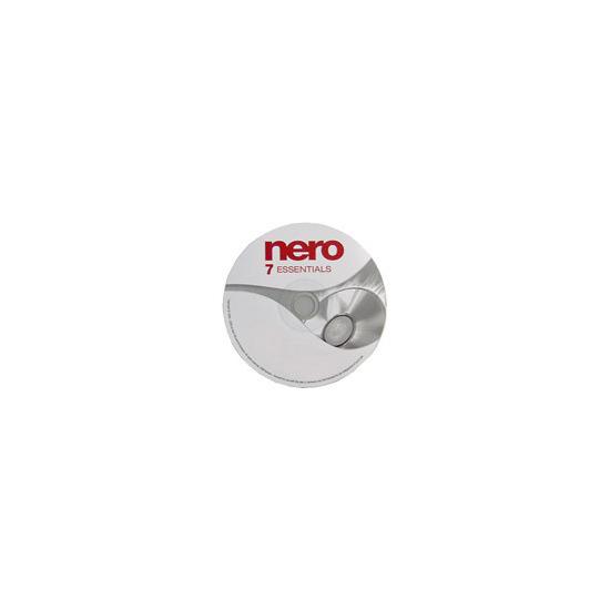 Nero 7 Essentials - Suite 1 oem