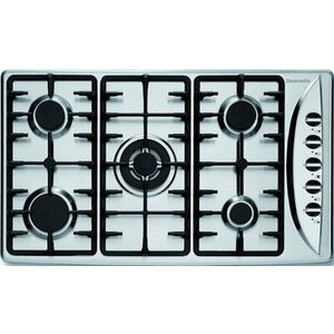 Photo of Baumatic B17.8SS Gas Hobs Stainless Steel Hob