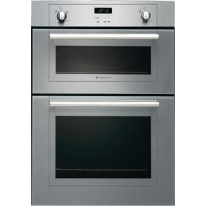 Photo of Hotpoint DY330G DY330GX Double Ovens Stainless Steel Oven