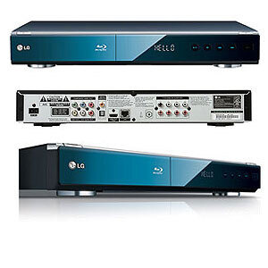 Photo of LG BD390 Blu Ray Entertainment Hub DVD Player