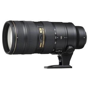 Photo of Nikon FX 70-200MM F/2.8G ED VR II AF-S Zoom-Nikkor Telephoto Lens