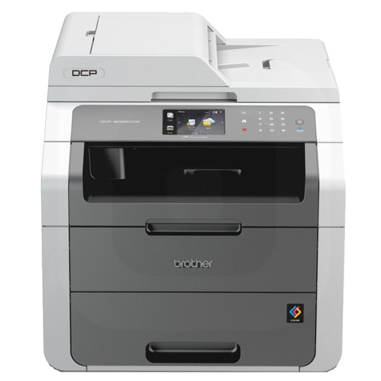 Brother DCP-9020CDW wireless colour laser printer