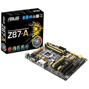 Photo of Asus Z87-A Motherboard