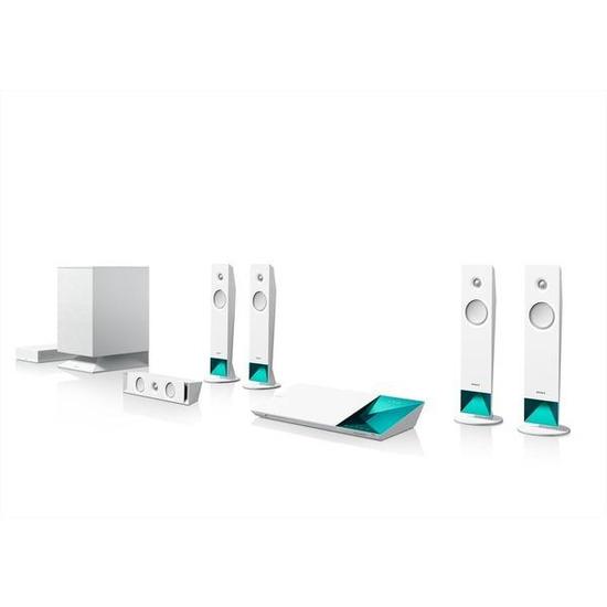 SONY BDV-N7100W 5.1 Smart 3D Blu-ray Home Cinema System