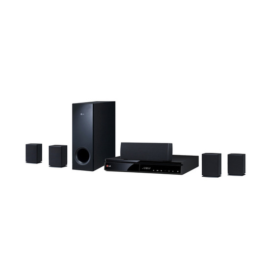 LG BH6230S 5.1 Smart 3D Blu-ray Home Cinema System