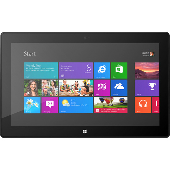 """Surface Pro 10.6"""" Tablet - 64 GB"""