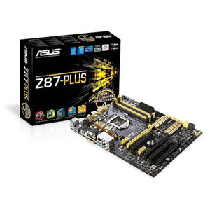 Photo of Asus Z87-PLus Motherboard