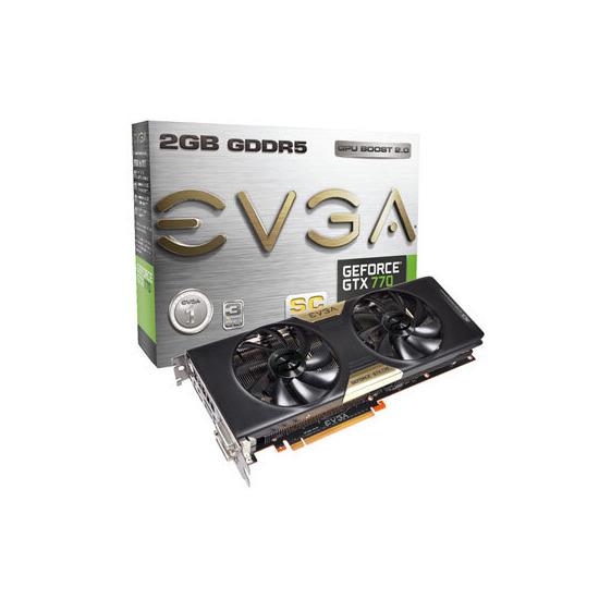 EVGA GeForce GTX 770 2GB 02G-P4-2774-KR
