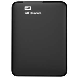 Photo of WD Elements Portable 2TB Hard Drive