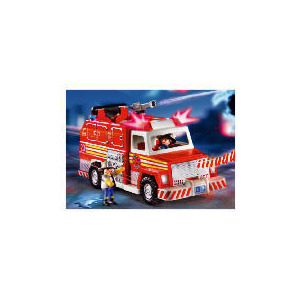 Photo of Playmobil Fire Engine Toy