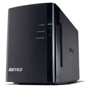 Photo of Buffalo LinkStation Duo 2TB LS-WX2.0TL/R1-EU  Data Storage