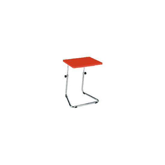 Tilt Laptop Table, Red
